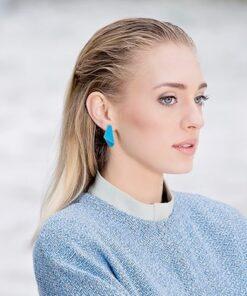 EARRINGS FOLDED SLIM